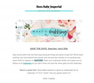 bbi newsletter 1